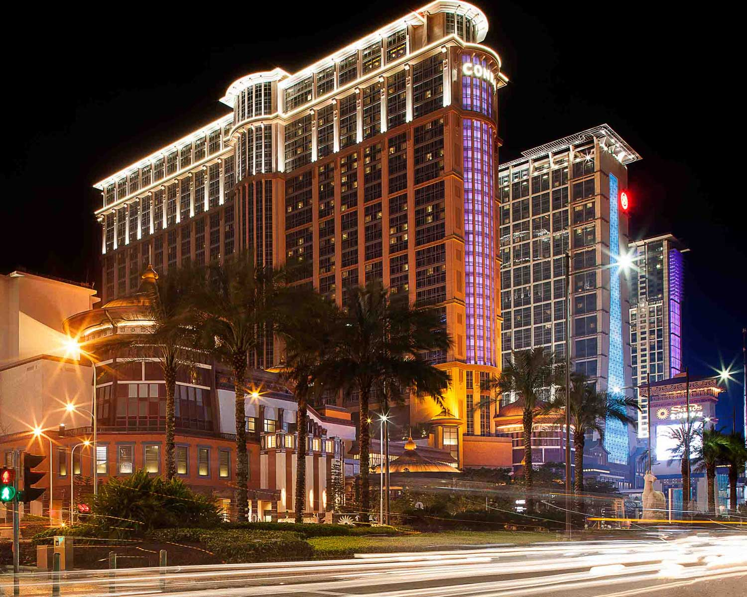 Welcome to Official Site of Sands Cotai Central
